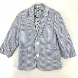 Appaman Pinstripe Suit Jacket